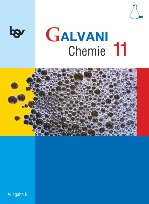 Galvani - Schülerbuch - 11. Jahrgangsstufe