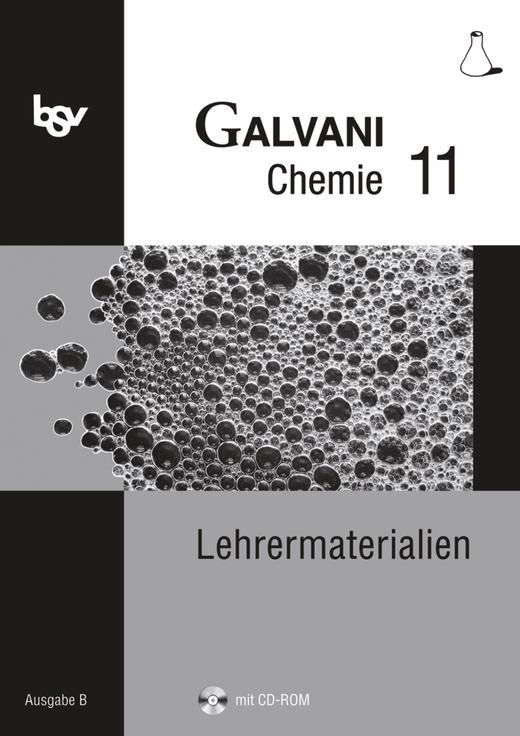Galvani - Lehrermaterialien mit CD-ROM - 11. Jahrgangsstufe