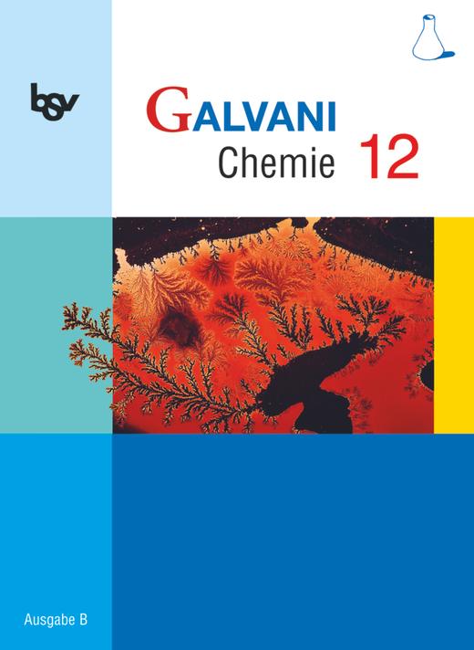 Galvani - Schülerbuch - 12. Jahrgangsstufe