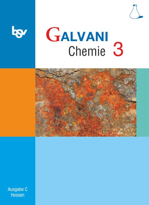 Galvani - Schülerbuch - Band 3