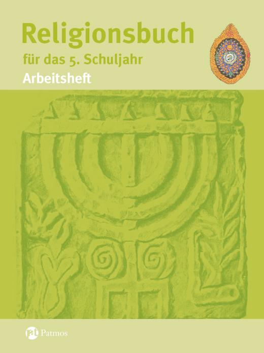 Religionsbuch (Patmos) - Arbeitsheft - 5. Schuljahr