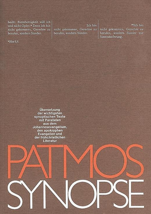 Patmos-Synopse - Synopse