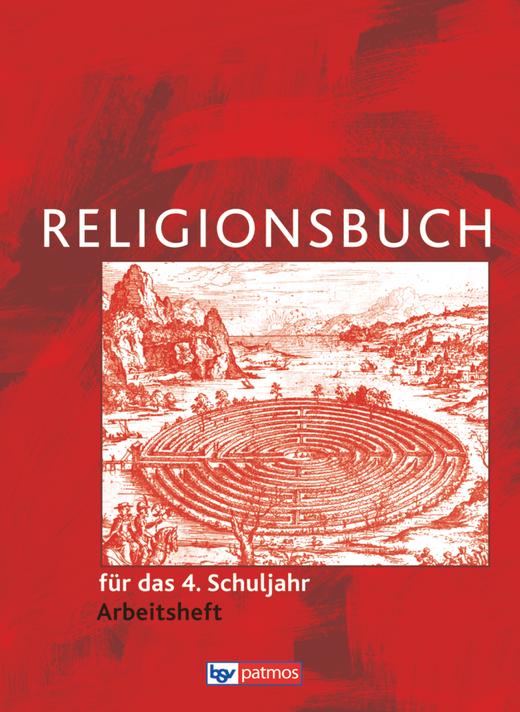Religionsbuch (Patmos) - Arbeitsheft - 4. Schuljahr