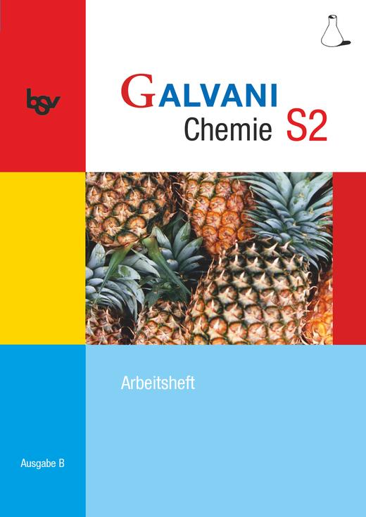 Galvani - Arbeitsheft - Band S2: 10. Jahrgangsstufe