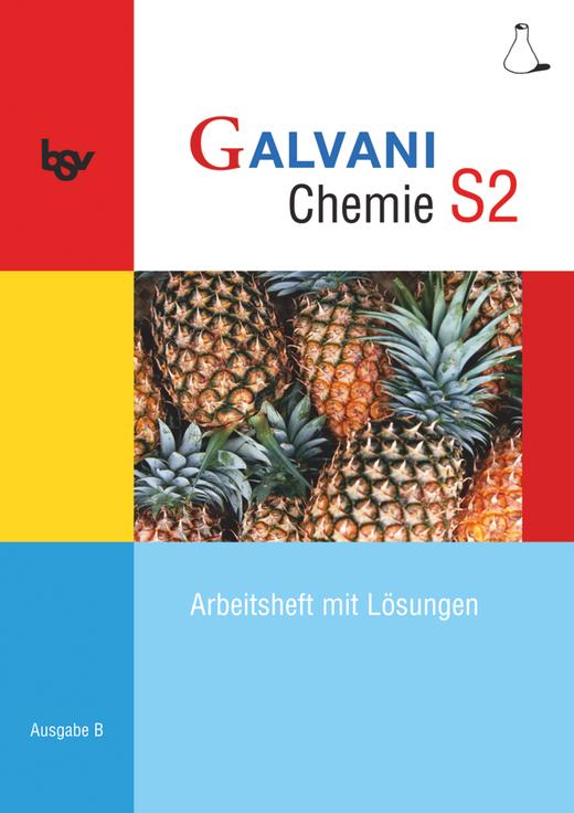 Galvani - Arbeitsheft - Lehrerfassung - Band S2: 10. Jahrgangsstufe
