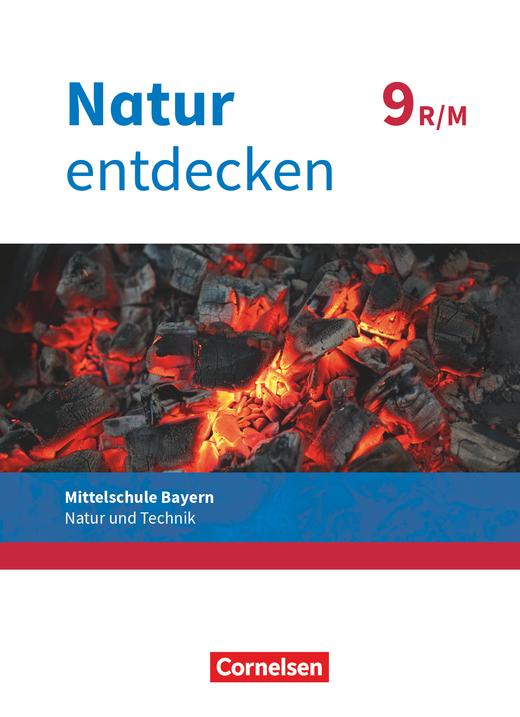 Natur entdecken - Neubearbeitung - Schülerbuch - 9. Jahrgangsstufe