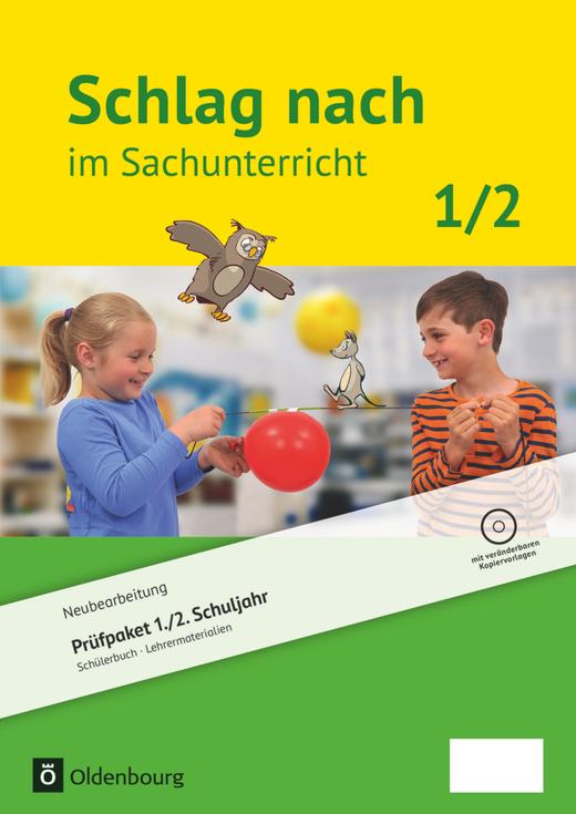 Schlag nach im Sachunterricht - Produktpaket - 1./2. Schuljahr