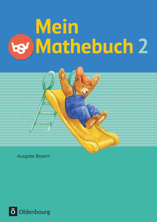 Mein Mathebuch - Schülerbuch mit Kartonbeilagen - 2. Jahrgangsstufe