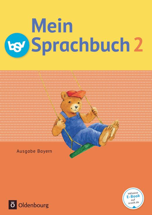 Mein Sprachbuch - Schülerbuch - 2. Jahrgangsstufe