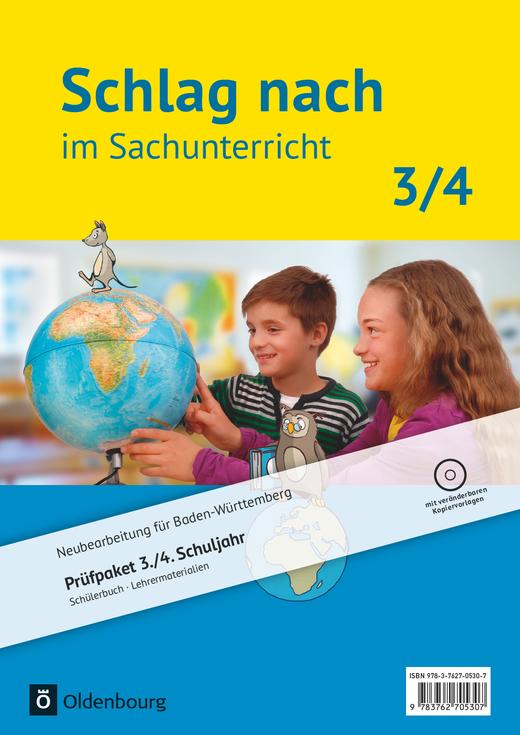 Schlag nach im Sachunterricht - Produktpaket - 3./4. Schuljahr