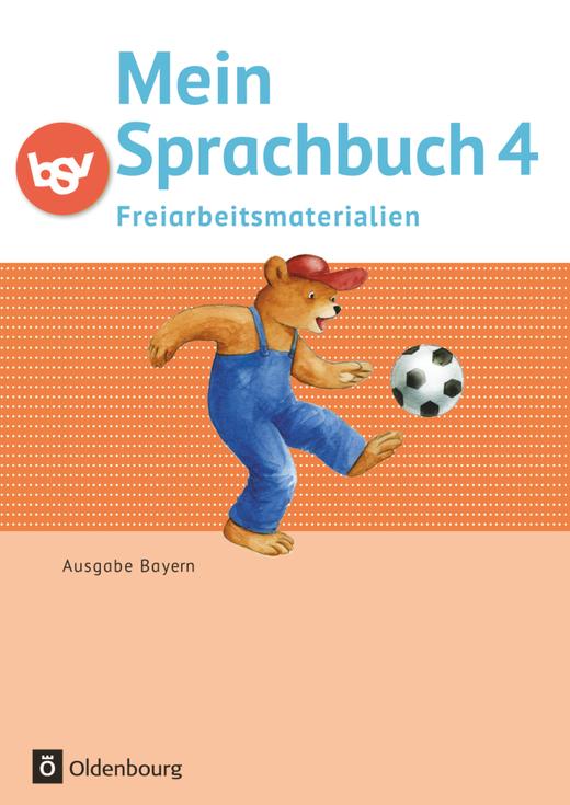 Mein Sprachbuch - Freiarbeitsmaterialien - 4. Jahrgangsstufe