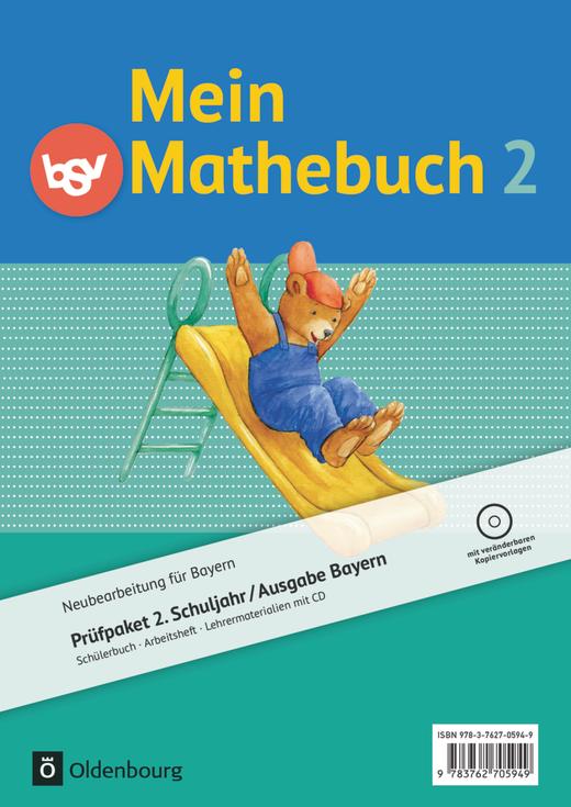 Mein Mathebuch - Produktpaket - 2. Jahrgangsstufe