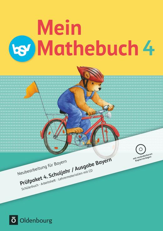 Mein Mathebuch - Produktpaket - 4. Jahrgangsstufe