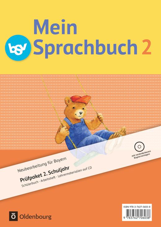 Mein Sprachbuch - Produktpaket - 2. Jahrgangsstufe