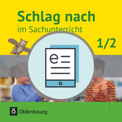 Schlag nach im Sachunterricht - Schülerbuch als E-Book - 1./2. Schuljahr