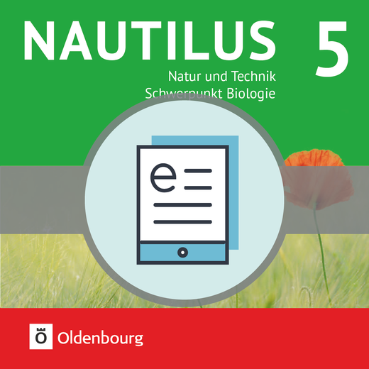 Nautilus - Natur und Technik - Schwerpunkt Biologie - Schülerbuch als E-Book - 5. Jahrgangsstufe
