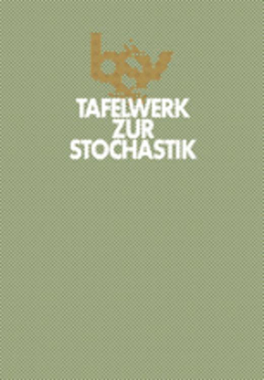 Stochastik - Schülerbuch Tafelwerk