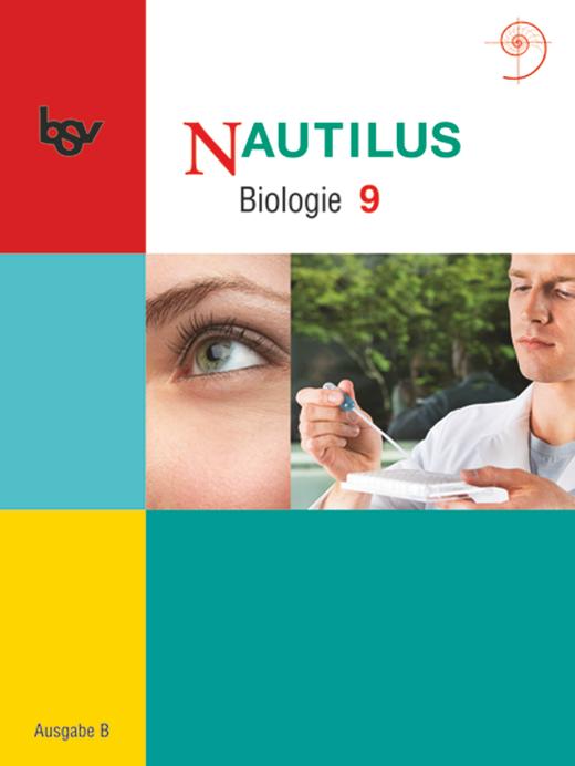 Nautilus - Schülerbuch - 9. Jahrgangsstufe