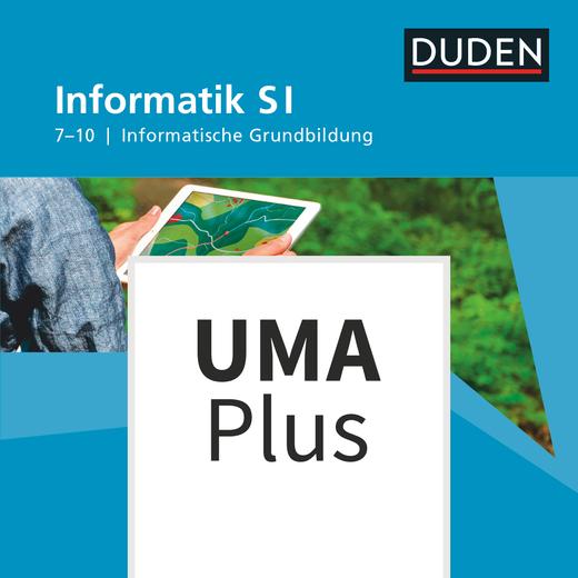 Duden Informatik - Informatische Grundbildung - Neubearbeitung - Unterrichtsmanager Plus online (Demo 90 Tage) - 7.-10. Schuljahr