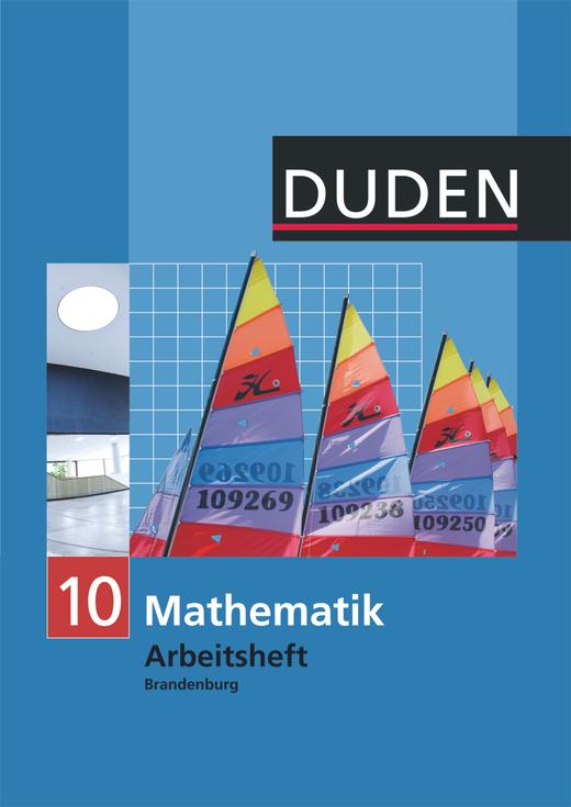 Duden Mathematik - Sekundarstufe I - Arbeitsheft - 10. Schuljahr