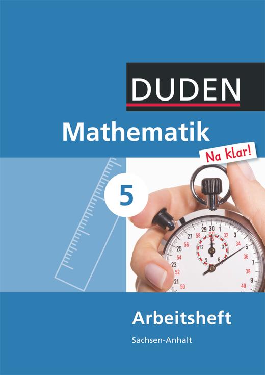 Mathematik Na klar! - Arbeitsheft - 5. Schuljahr