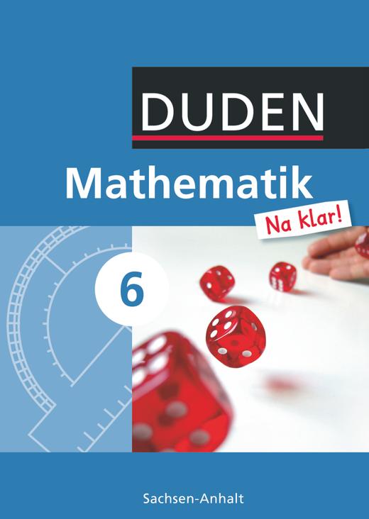 Mathematik Na klar! - Schülerbuch - 6. Schuljahr