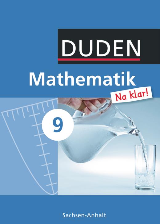 Mathematik Na klar! - Schülerbuch - 9. Schuljahr
