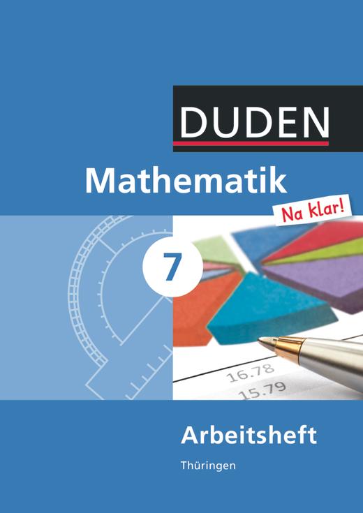 Duden Mathematik - Sekundarstufe I - Arbeitsheft - 7. Schuljahr