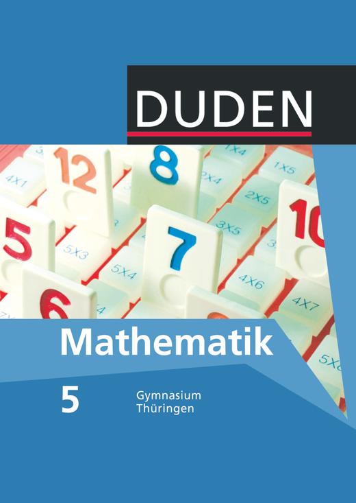 Duden Mathematik - Sekundarstufe I - Schülerbuch - 5. Schuljahr