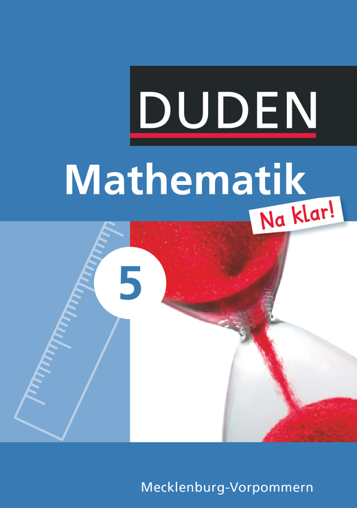 Mathematik Na klar! - Schülerbuch - 5. Schuljahr