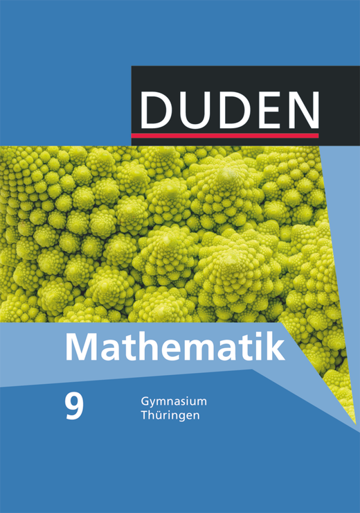 Duden Mathematik - Sekundarstufe I - Schülerbuch - 9. Schuljahr