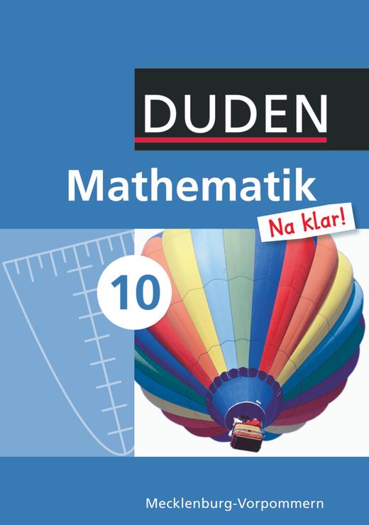Mathematik Na klar! - Schülerbuch - 10. Schuljahr