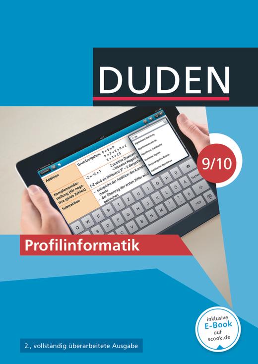 Duden Informatik - Profilinformatik (2. Auflage) - Schwerpunkt gesellschaftswissenschaftliches Profil - Schülerbuch - 9./10. Schuljahr