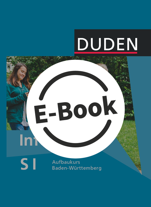 Duden Informatik - Schülerbuch als E-Book - Aufbaukurs - 7. Schuljahr