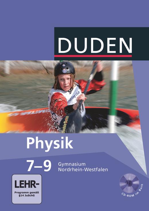 Duden Physik - Schülerbuch mit CD-ROM - 7.-9. Schuljahr