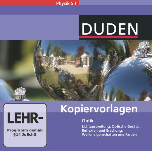 Duden Physik - Optik - Kopiervorlagen auf CD-ROM