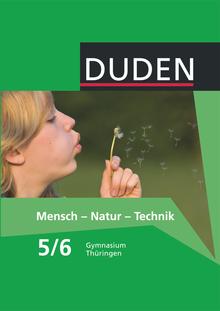 Duden Mensch - Natur - Technik - Gymnasium Thüringen