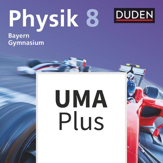 Duden Physik - Unterrichtsmanager Plus - mit Download für Offline-Nutzung - 8. Jahrgangsstufe