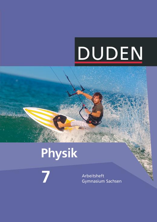 Duden Physik - Arbeitsheft - 7. Schuljahr