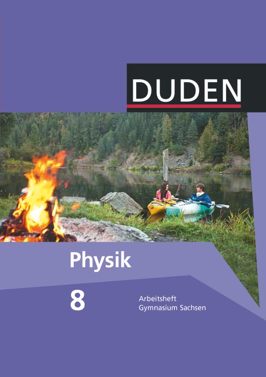 Duden Physik - Arbeitsheft - 8. Schuljahr