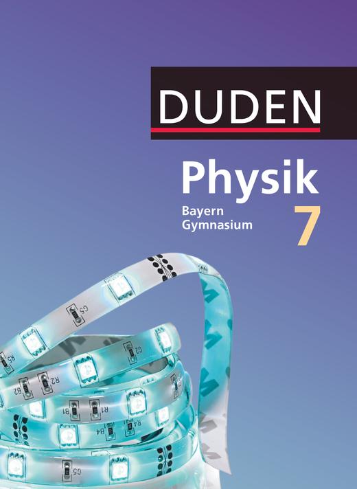 Duden Physik - Schülerbuch - 7. Jahrgangsstufe