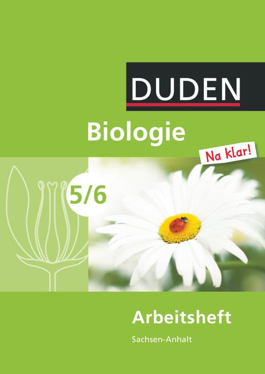 Biologie Na klar! - Arbeitsheft - 5./6. Schuljahr