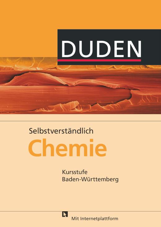 Selbstverständlich Chemie - Schülerbuch - Kursstufe