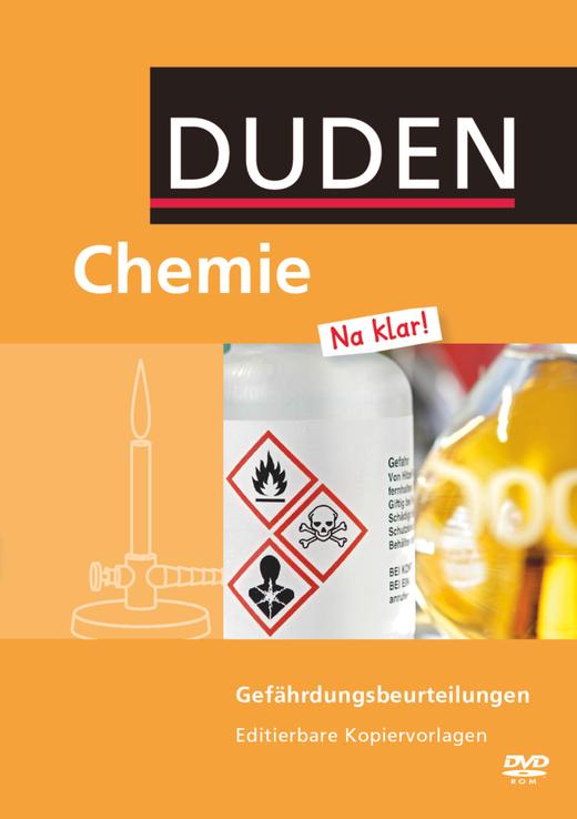 Chemie Na klar! - Gefährdungsbeurteilungen auf CD-ROM - Zu allen Bänden