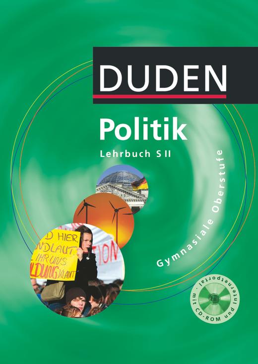 Duden Politik - Schülerbuch mit CD-ROM