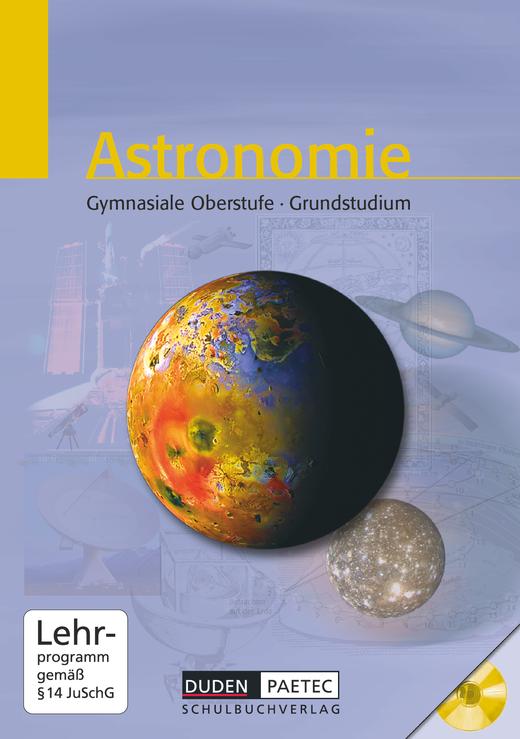 Duden Astronomie - Schülerbuch mit CD-ROM - Oberstufe
