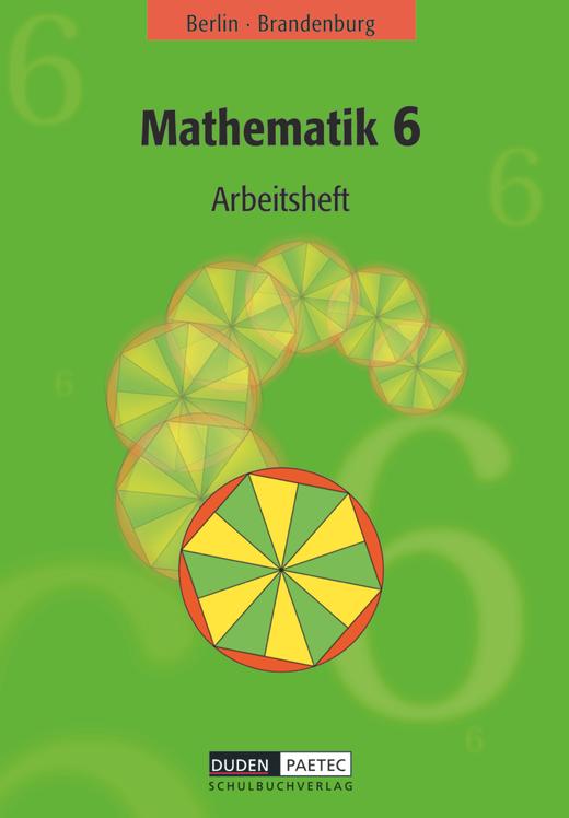 Duden Mathematik - Sekundarstufe I - Arbeitsheft - 6. Schuljahr