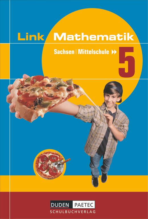 Link Mathematik - Schülerbuch - 5. Schuljahr