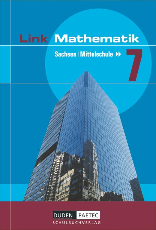 Link Mathematik - Schülerbuch - 7. Schuljahr