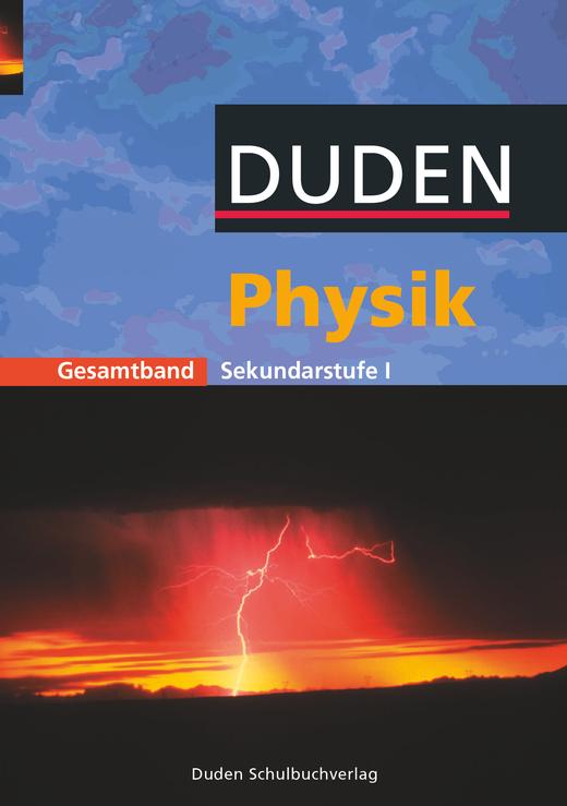 Duden Physik - Schülerbuch - Gesamtband